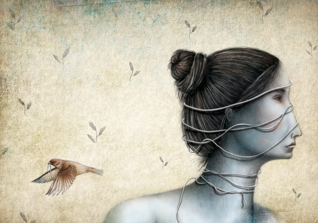 Narjes Mohammadi, illustration, illustrator, نرجس محمدی