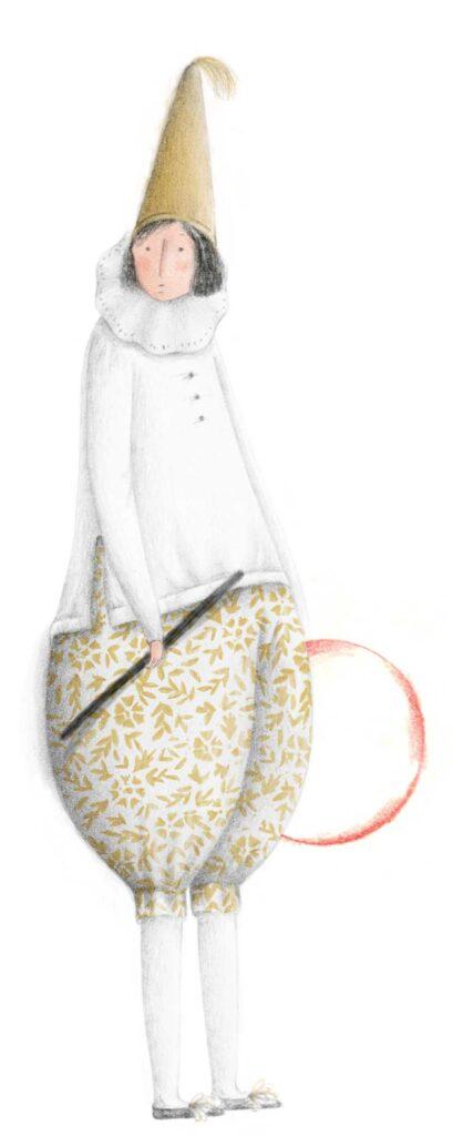 Narjes Mohammadi Hasmik Illustrator نرجس محمدی هاسمیک
